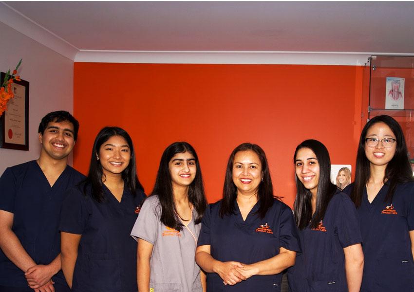 Showground Dental Team